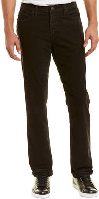 J Brand Tyler Weathered Black Corduroy Slim Leg