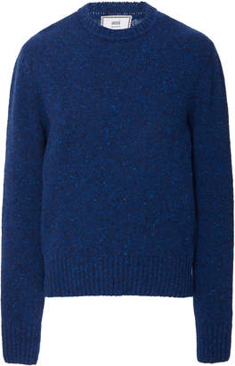 Ami Donegal Crewneck Sweater