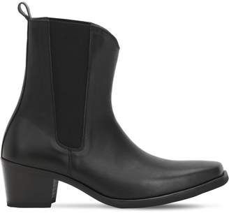 Juun.J 60mm Leather Boots