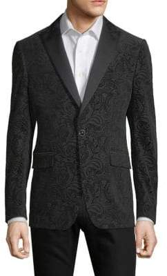 Etro Smoking Minete Standard-Fit Sportcoat