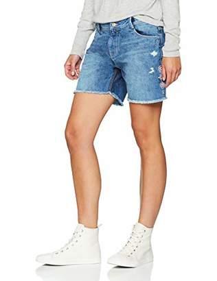 S'Oliver Women's 14.807.72.2638 Slim Jeans, (Blue Denim Non Stretch 54Y4)