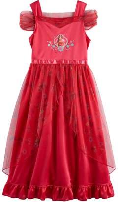 Disney Disney's Elena of Avalor Girls 4-8 Dress-Up Nightgown