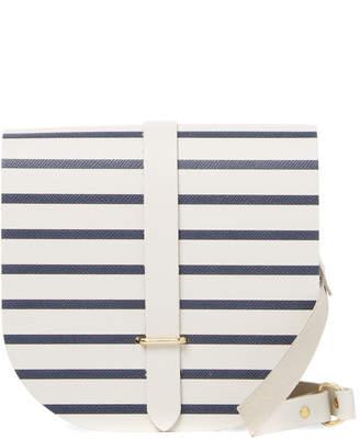 The Cambridge Satchel Company Saddle Stripes Crossbody