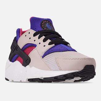 Nike Big Kids' Huarache Run Casual Shoes