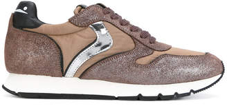 Voile Blanche panelled sneakers