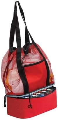 Preferred Nation Drawstring Tote Cooler 2-Pack
