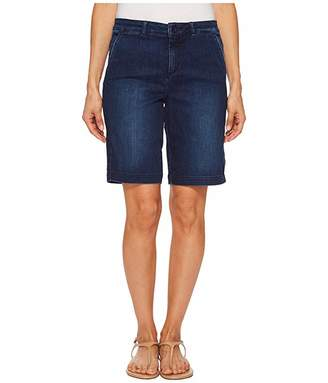 NYDJ Petite Petite Bermuda Shorts in Cooper
