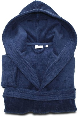 Linum Home Textiles Kids Hooded Terry Bathrobe