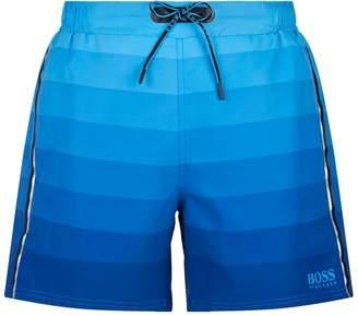 HUGO BOSS Monkfish Striped Swim Shorts