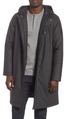 Rains Thermal Hooded Raincoat