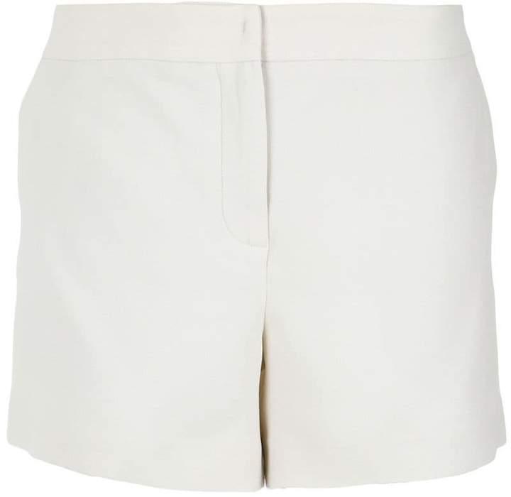 Martha Medeiros crepe shorts