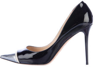 Jimmy Choo Jimmy Choo Bahama Patent Leather Pumps