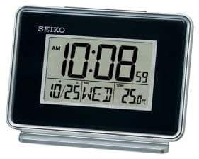 Seiko Digital Bedside Alarm Clock