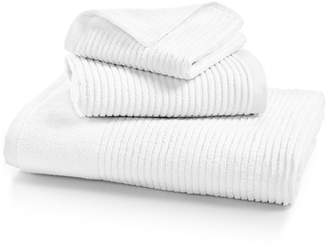 Martha Stewart Collection Quick Dry Reversible Hand Towel, Created for Macy's Bedding