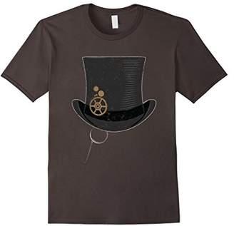 Steampunk Hat Steampunk Glasses Shirt With Cogwheels