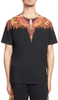 Marcelo Burlon County of Milan Flame Wing Tee