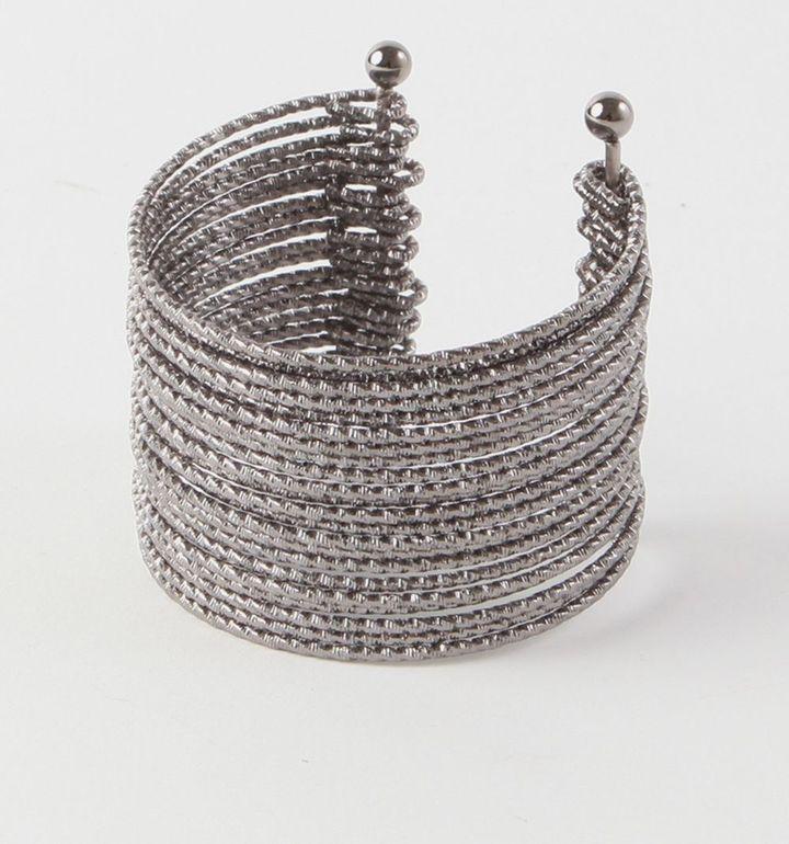 With Love From CA Diamond Cuff Bracelet