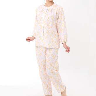パジャマ 長袖長パンツ(レディース)