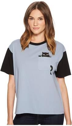 Paul Smith Cat in Pocket T-Shirt Women's T Shirt