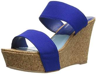 Qupid Women's Ardor-43X Wedge Sandal