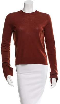 Celine Wool Knit Top