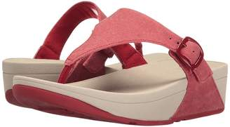 FitFlop The Skinny Canvas Women's Sandals