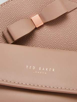Ted Baker JjesicaBow Detail Shopper Bag - Taupe