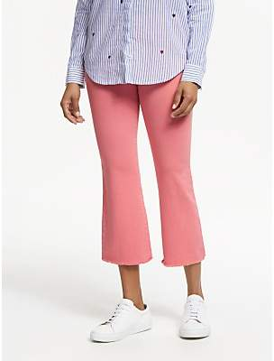 DL1961 Bridget High Rise Cropped Jeans, Cozumel