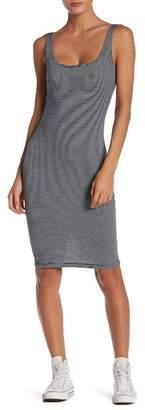 Cotton On & Co. Kimi Scooped Bodycon Midi Dress