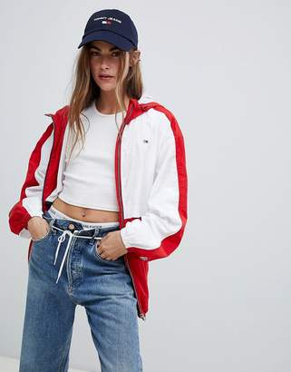 Tommy Jeans Color Block 90s Anorak