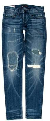 3x1 Selvedge Slim Jeans w/ Tags