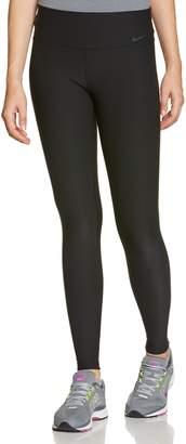 Nike Legend 2.0 Tight Poly Women's Training Pants Leggings Dri-Fit Black Size XS