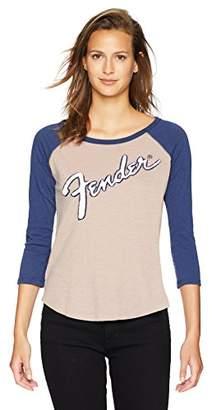 Lucky Brand Women's Fender Baseball Tee