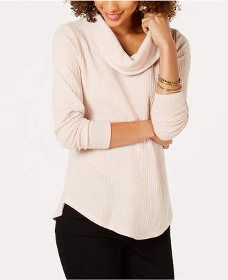 Style&Co. Style & Co Cowl-Neck Thermal