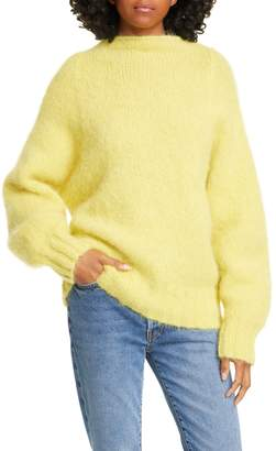 Equipment Souxanne Boat Neck Alpaca Blend Sweater