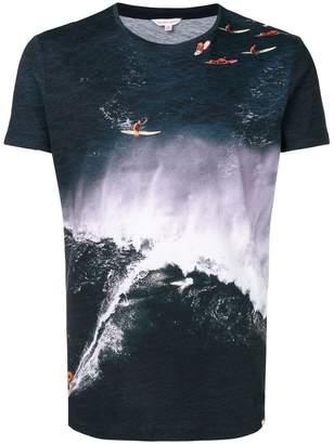 Orlebar Brown front printed T-shirt