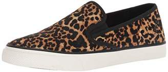 Sperry Women's Seaside Leopard Sneaker