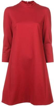 Les Copains plain shift dress