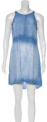 Bella Dahl Asymmetrical Mini Dress