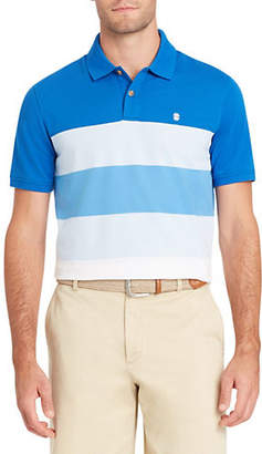 Izod Advantage Colourblock Polo