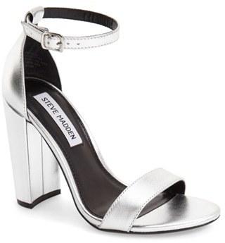 Women's Steve Madden 'Carrson' Sandal $89.95 thestylecure.com