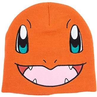 Pokemon Charmander Beanie Orange