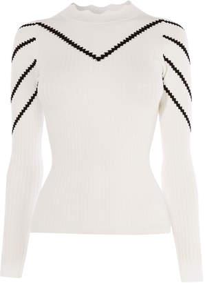 a949452834 Karen Millen White Knitwear For Women - ShopStyle UK