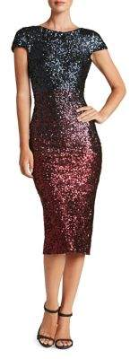 Dress the Population Marcella Sequined Bodycon Dress