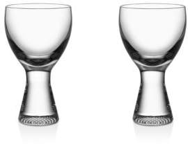 Kosta Boda Limelight Wine Glass, Set of 2