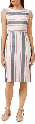 Hobbs London Summer Stripe Dress
