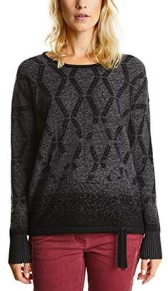Cecil Women's Degradé Pullover Jumper