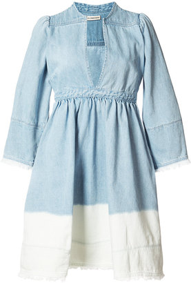 Ulla Johnson 'Alina' smock dress $345 thestylecure.com