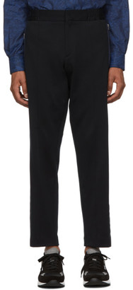 Etro Navy Active Formal Trousers