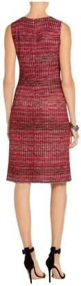 St. John Ombre Shine Knit Dress